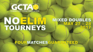 GCTA No-Elim Mixed Doubles | May 27-28, 2017